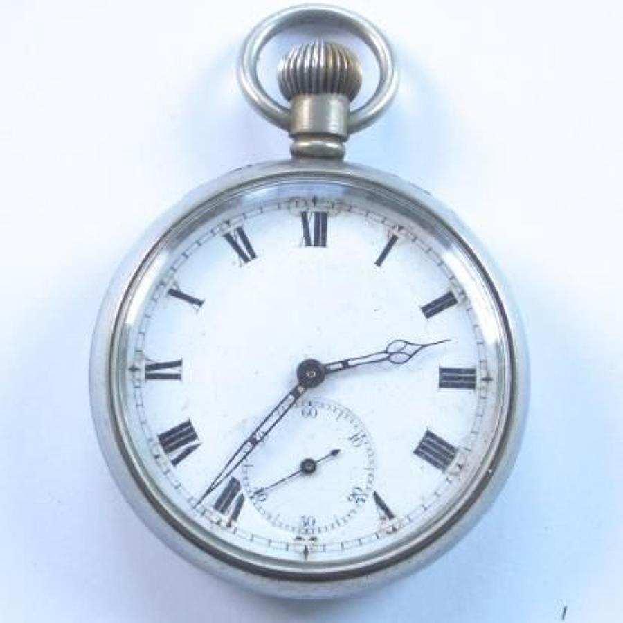 WW1 Royal Artillery Issue Pocket Watch.