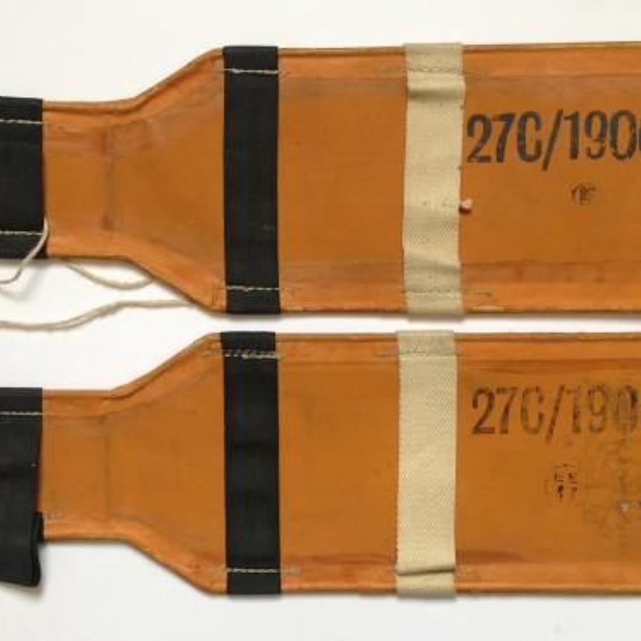 WW2 RAF K Type Dingy Paddles.