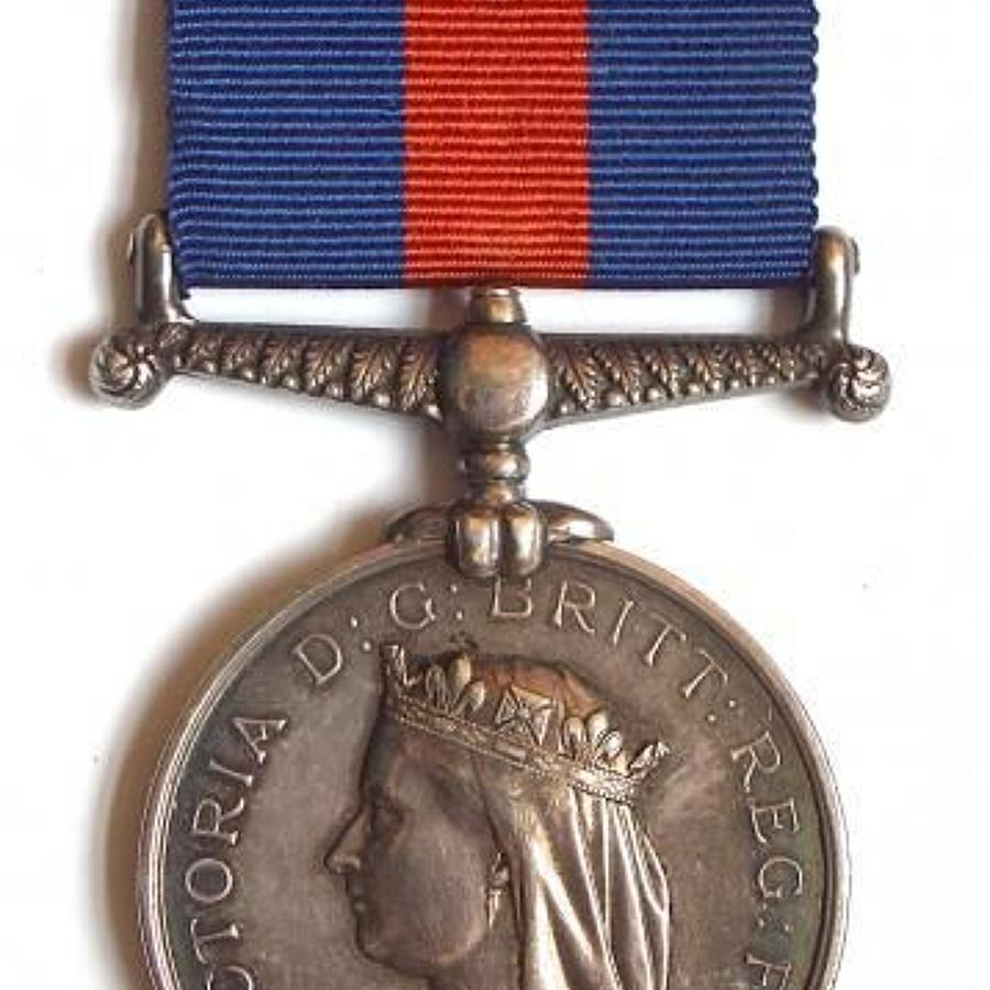 40th (2nd Somersetshire) Regiment. New Zealand Medal.