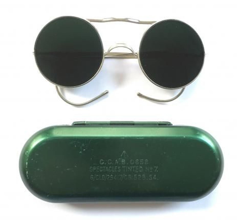 RAF Cold War Period Aircrew issue Sun Glasses.