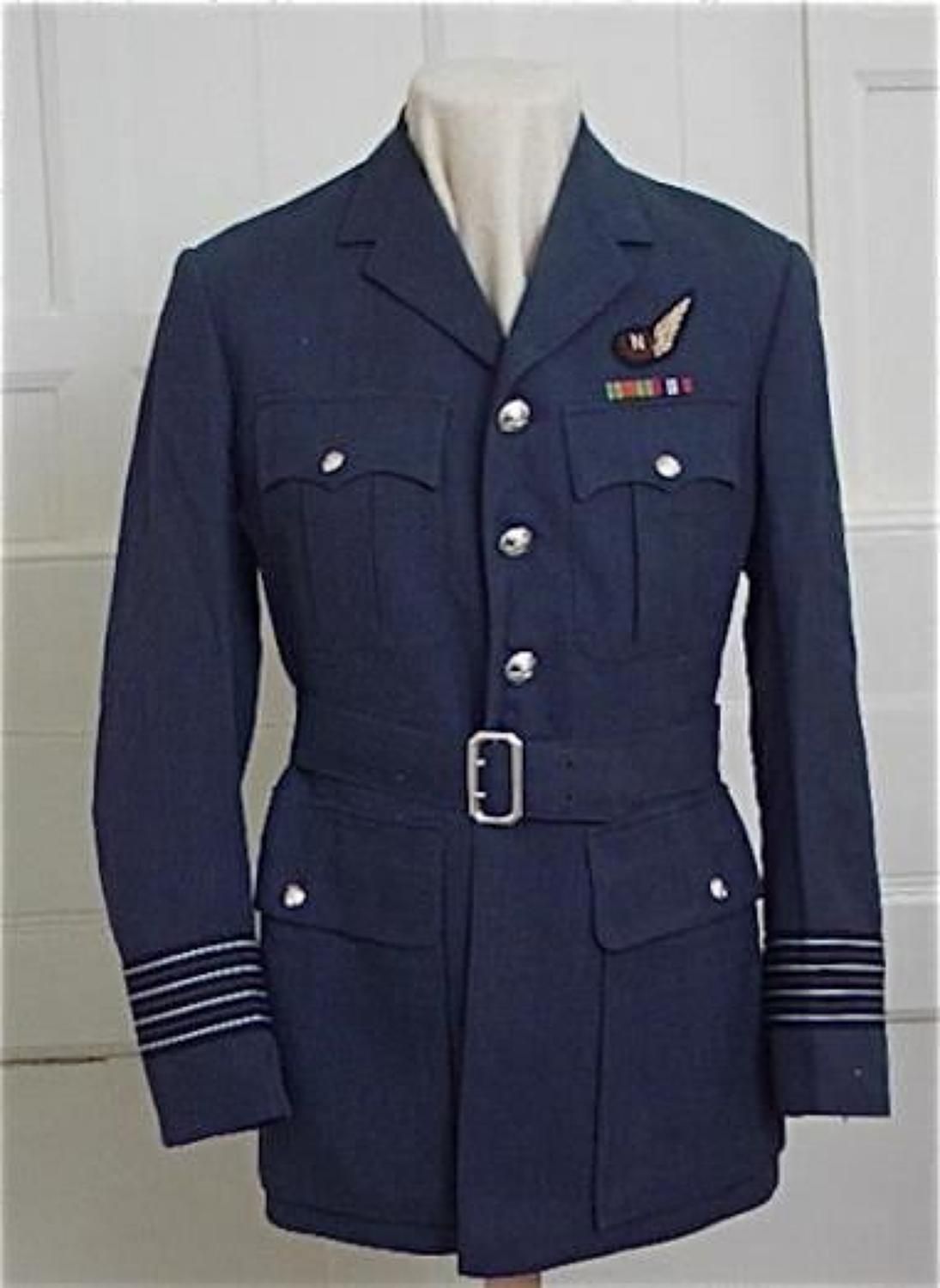 RAF Cold War Period Navigator's Group Captain Tunic.