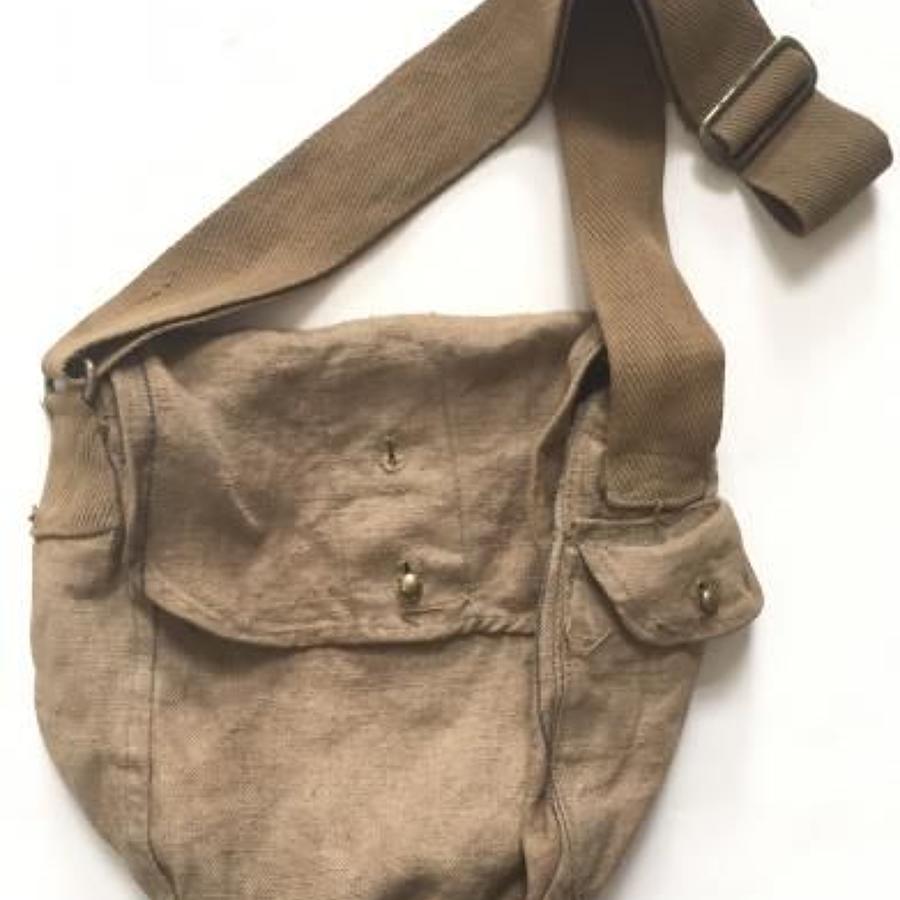 WW1 1903 Cavalry Equipment Side Bag.