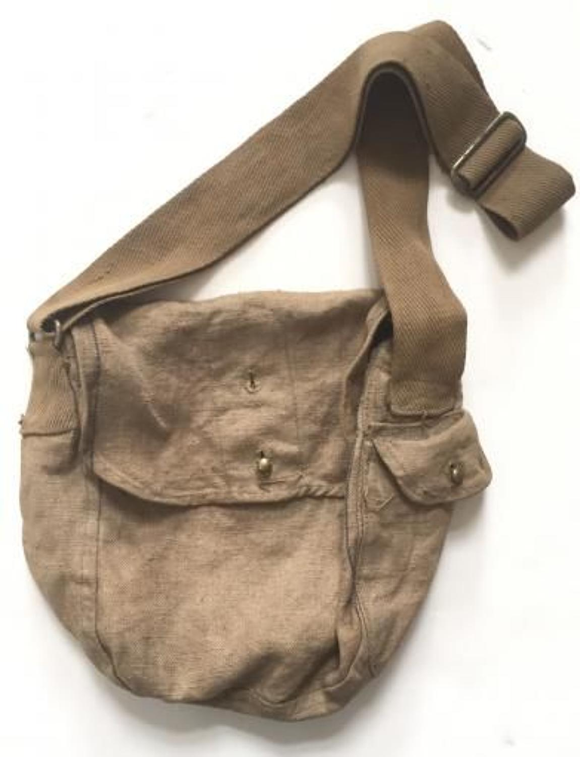 WW1 1903 Cavalry Equipment Side Bag.
