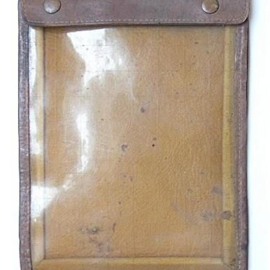 WW1 1918 Issue Map Case.