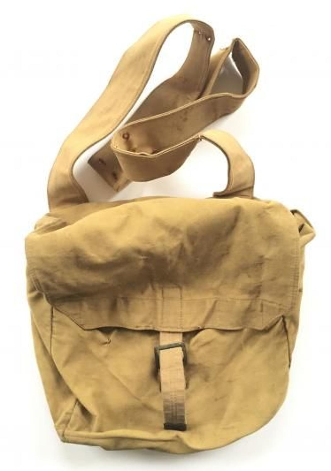 WW2 1940 Home Guard Issue Side Bag.