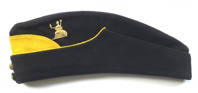 Norfolk Regiment Other Rank's Field Service Side Cap.