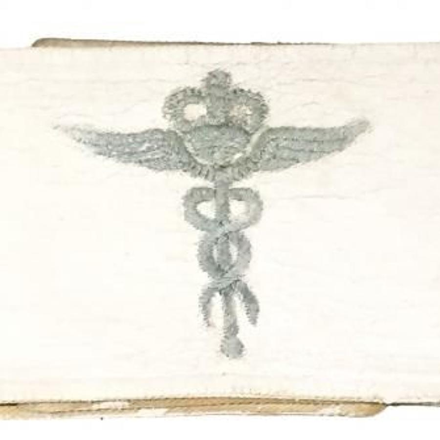 RAF Cold War Period Medical Branch Nurse Armband.