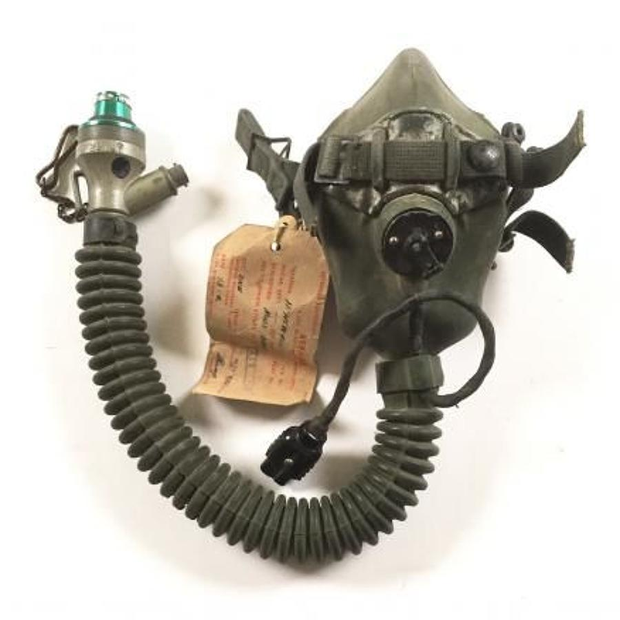 RAF Cold War Type A-13A Oxygen Mask