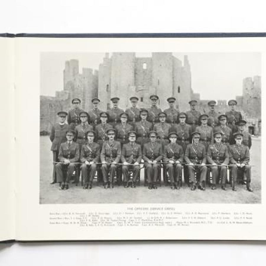 WW2 1940 12th Bn Royal Fusiliers Picture Booklet.
