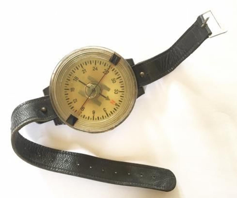 WW2 German Luftwaffe Wrist Compass