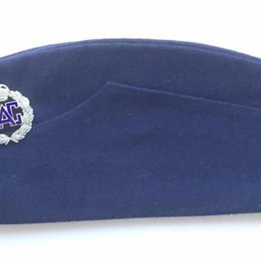 WW2 Civil Air Guard CAG Side Cap.