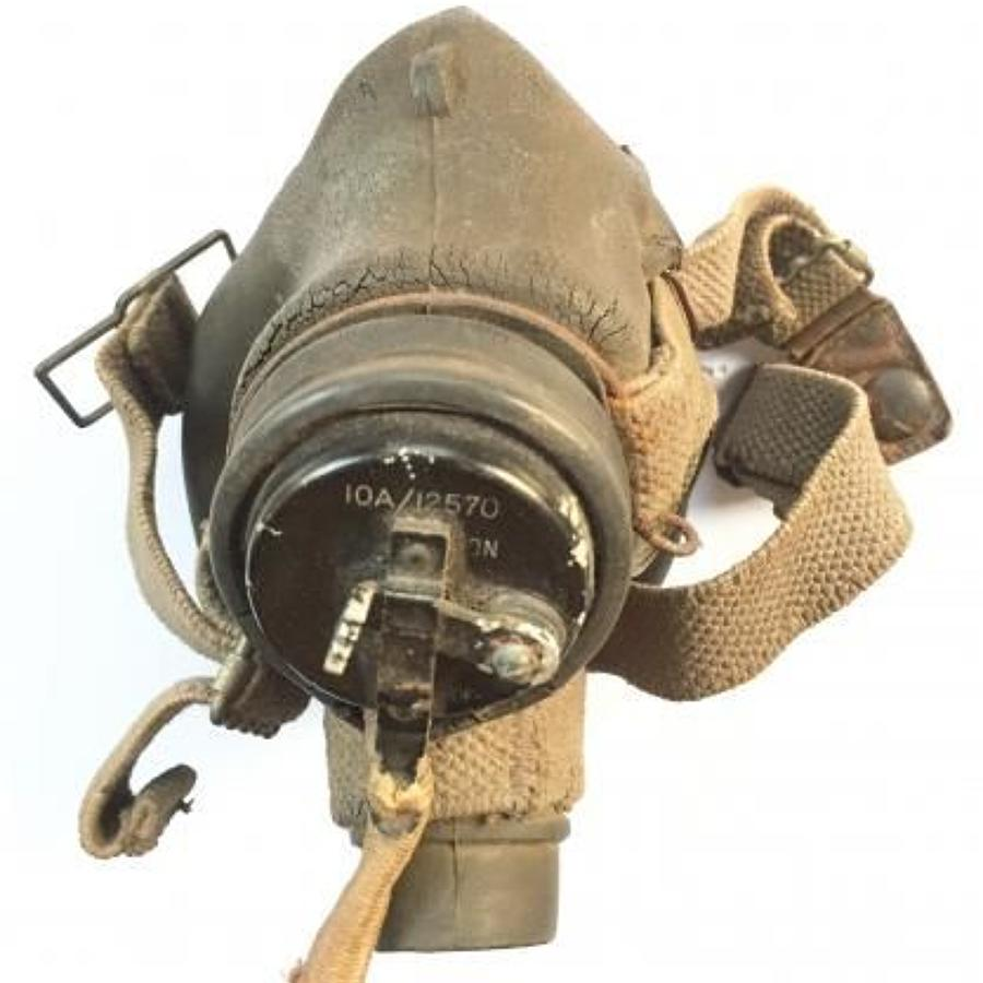 WW2 RAF G Type Aircrew Oxygen Mask.