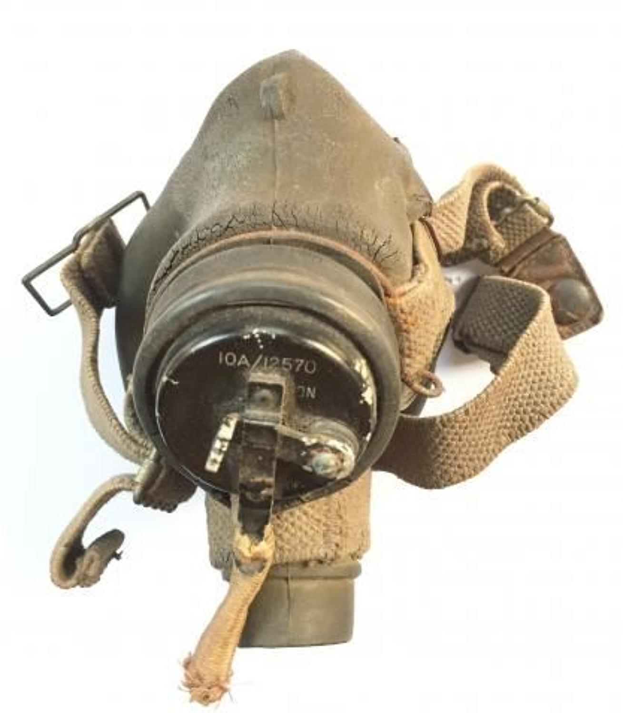 WW2 RAF G Type Aircrew Oxygen Mask.