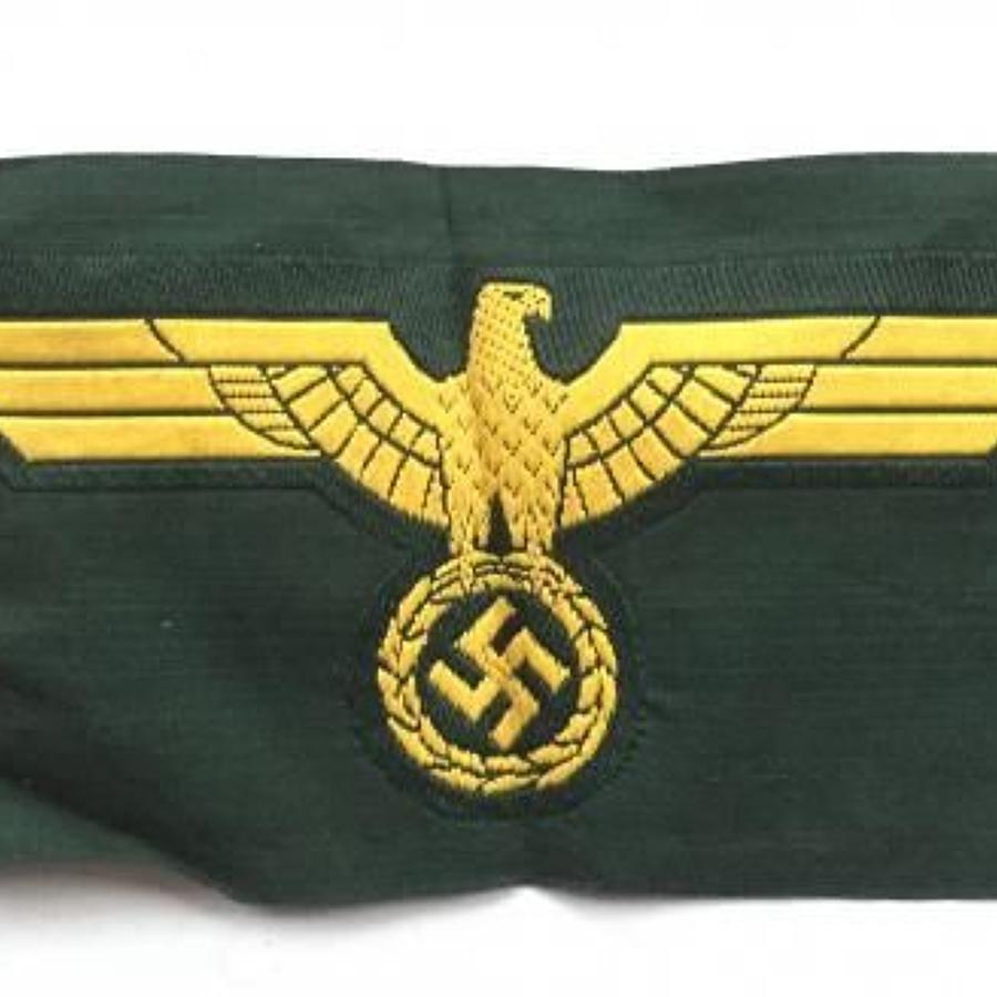 WW2 German Marine Breast Eagle.