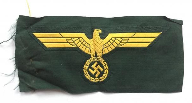 WW2 German Marine Breast Eagle.
