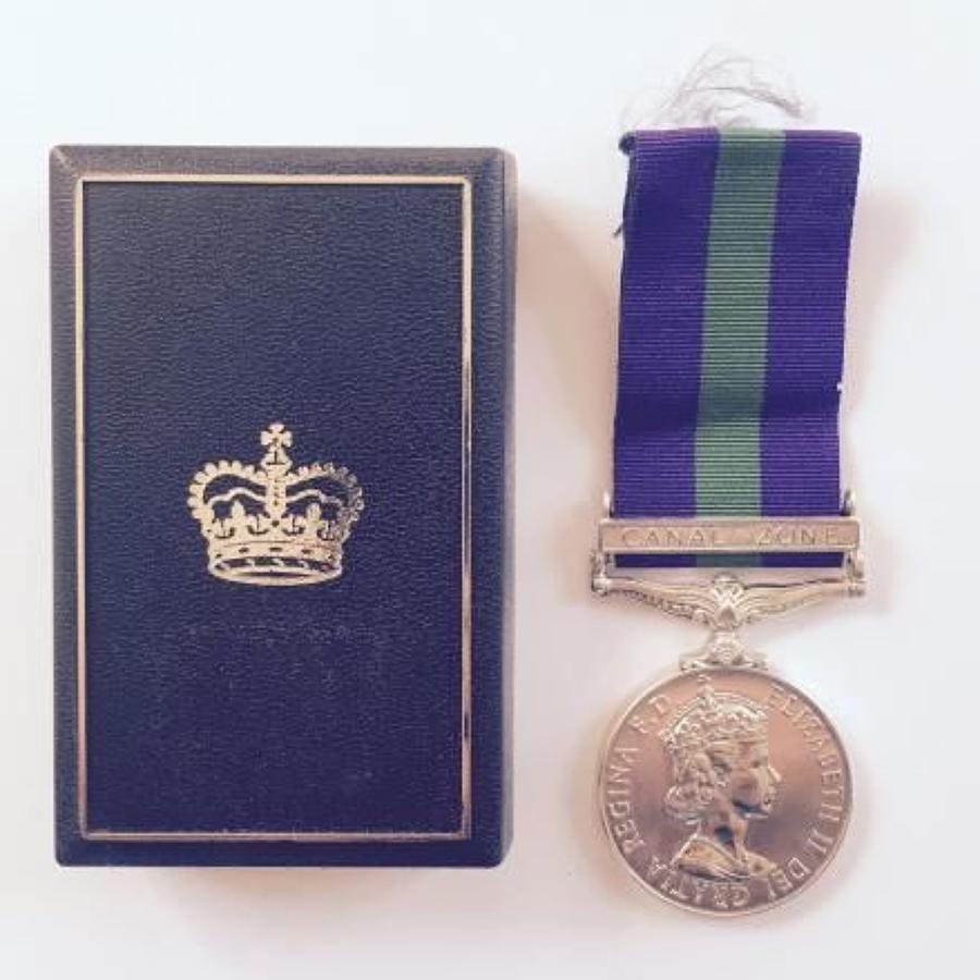 RAF General Service Medal