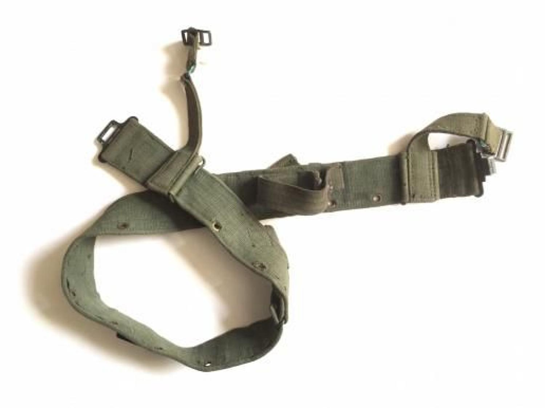 British 1944 Web Equipment Belt.