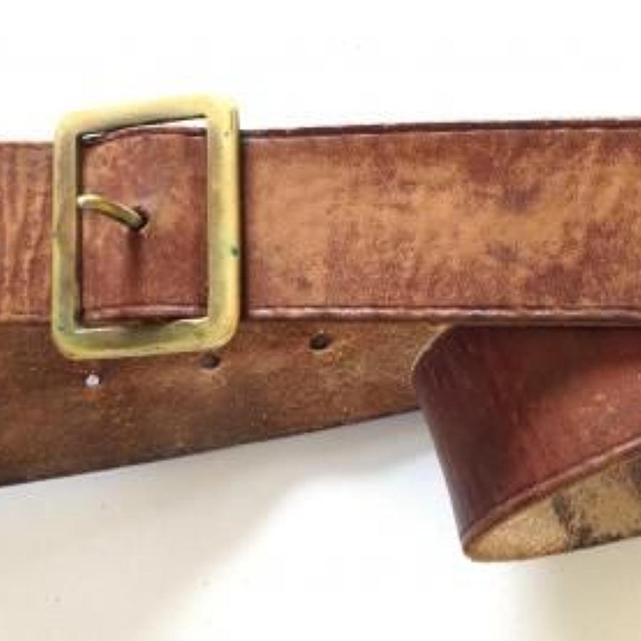 WW1 1903 Cavalry Pattern Belt