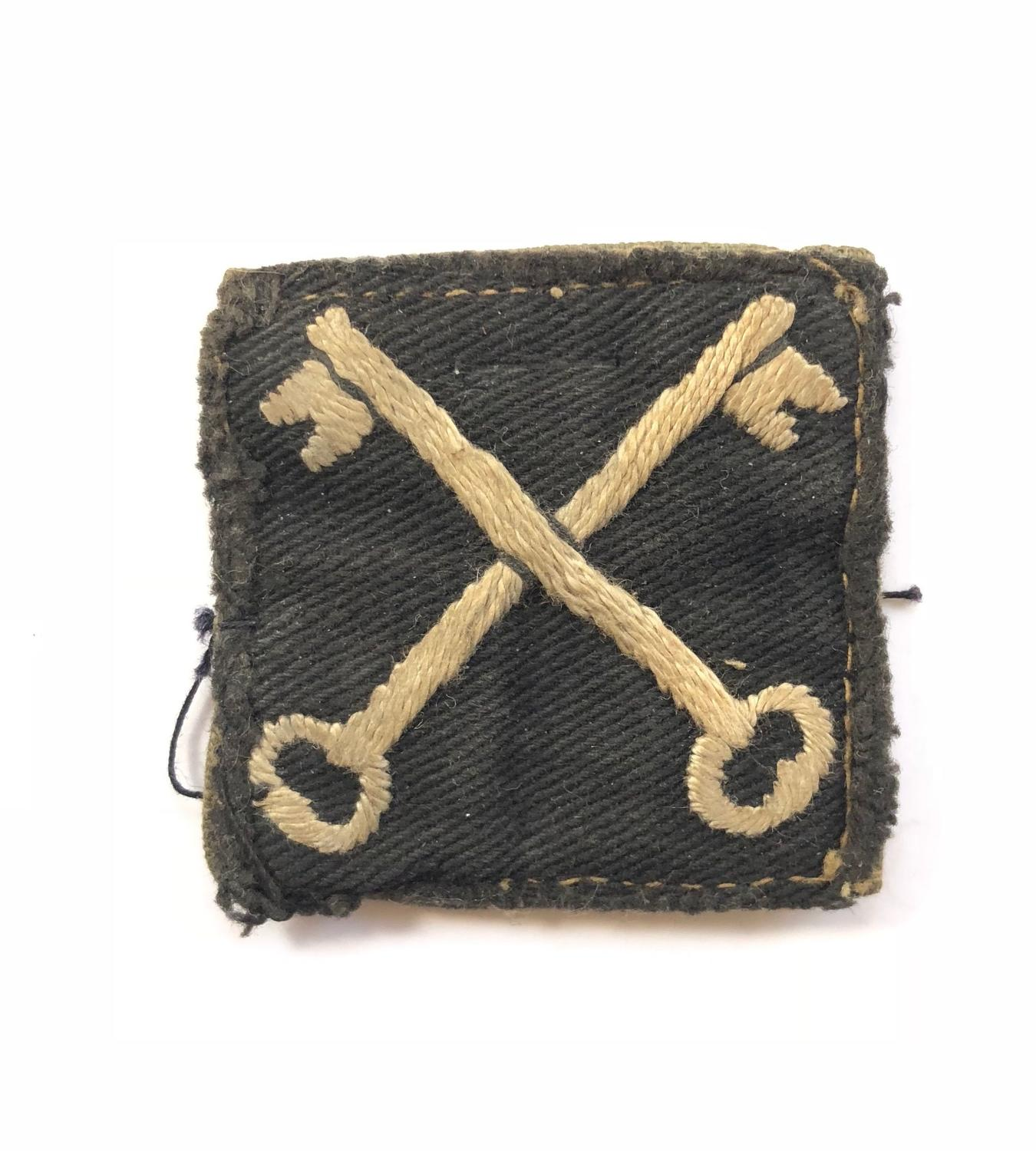 WW2 2nd Infantry Division Formation Badge
