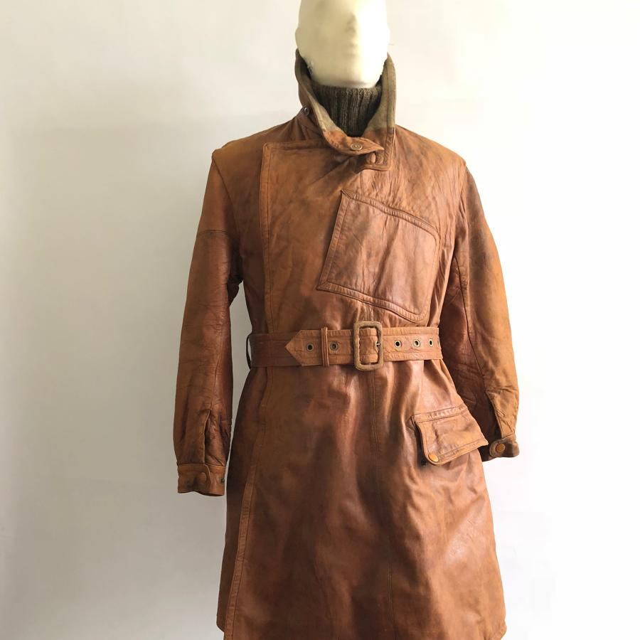 WW1 RFC / RNAS / RAF 3/4 Length Classic Flying Coat.