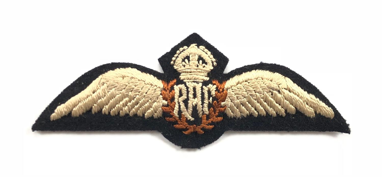 WW2 RAF Pilot Wings