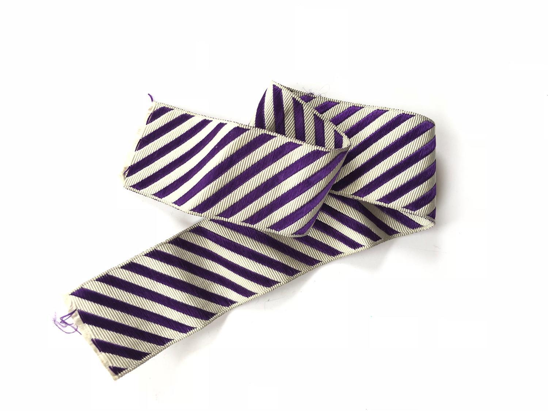WW2 Original Distinguished Flying Cross Silk Ribbon