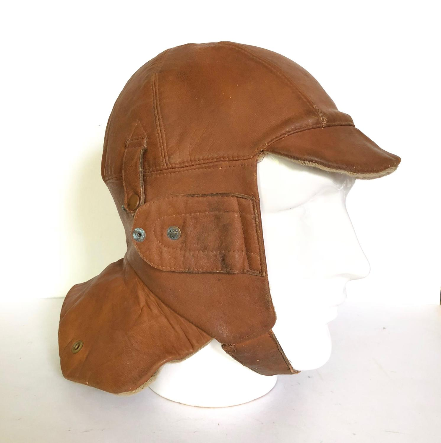 WW1 RFC / RAF Flying Helmet