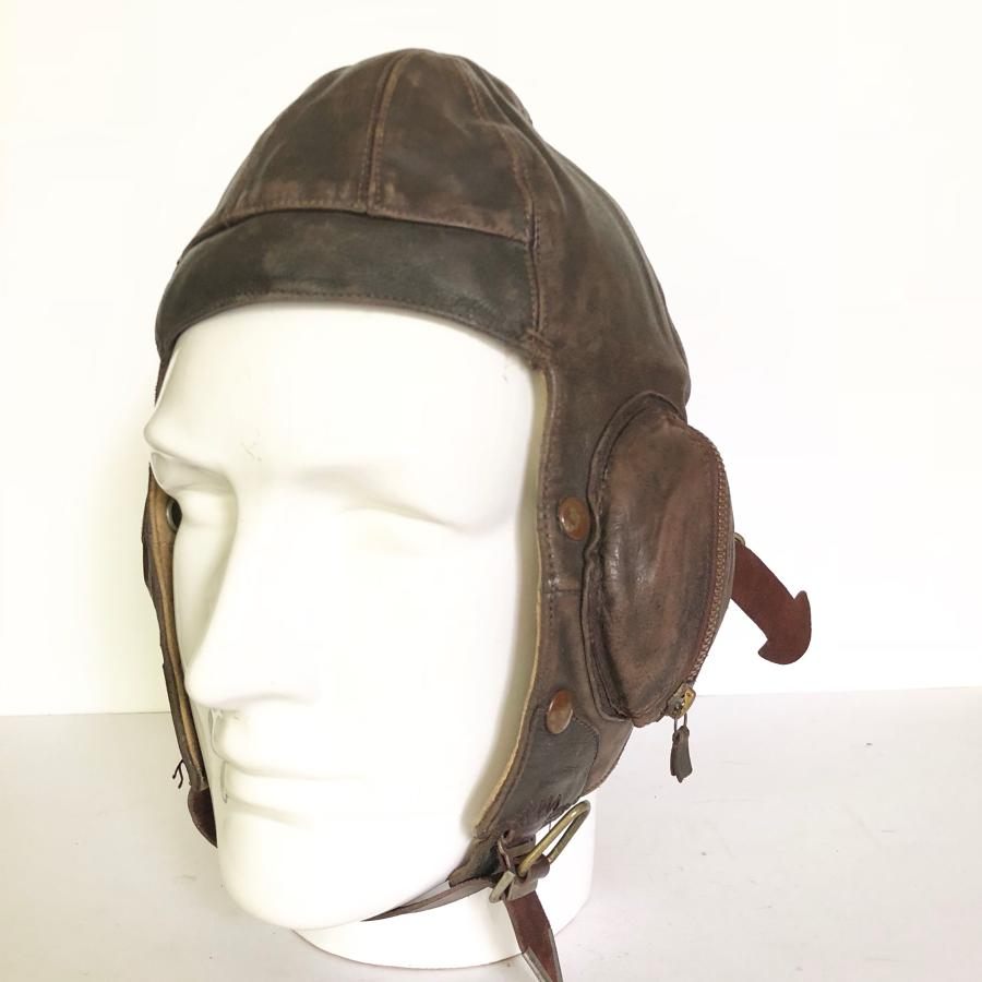 "WW2 RAF ""Battle of Britain"" 1939. B Type Flying Helmet."