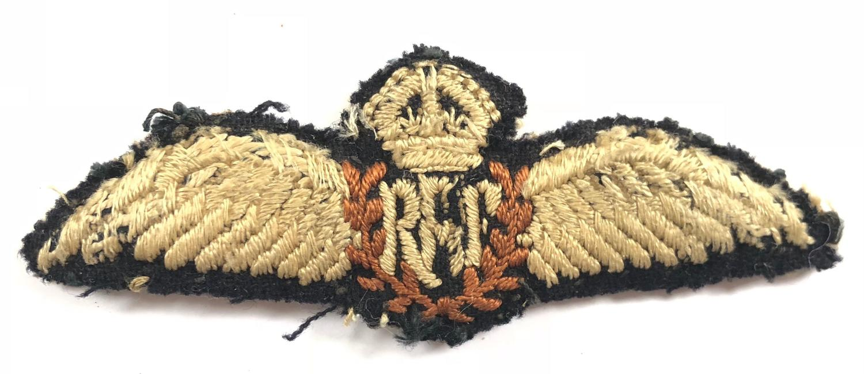WW2 Period RAF Pilot Wings.