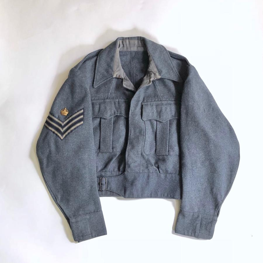 RAF WW2 1943 Suits Aircrew Battledress Blouse Tunic.