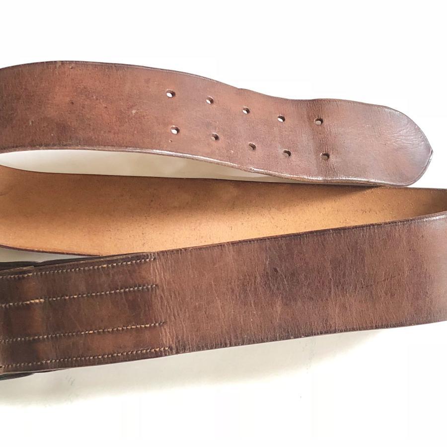 WW2 Period ATS, FANY Women's Service Sam Brown Belt.