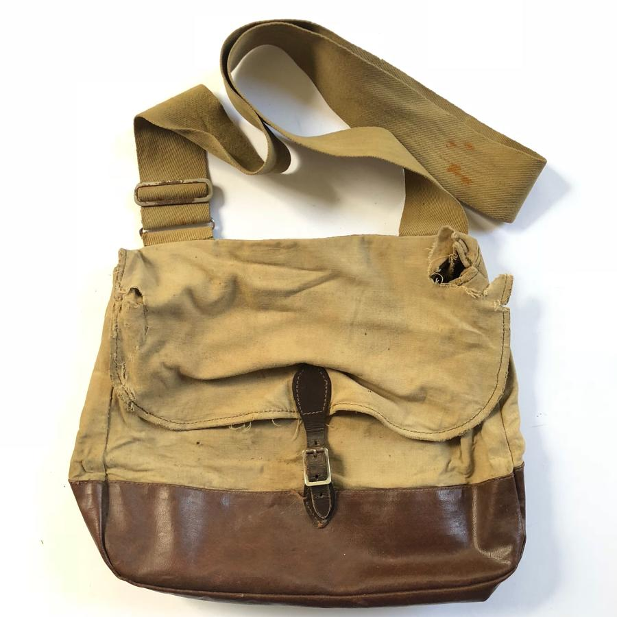 WW1 Pattern British Officer's Side Bag.