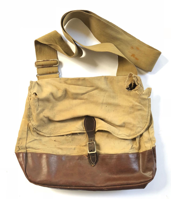 WW1 Pattern British Officer's Side Bag.