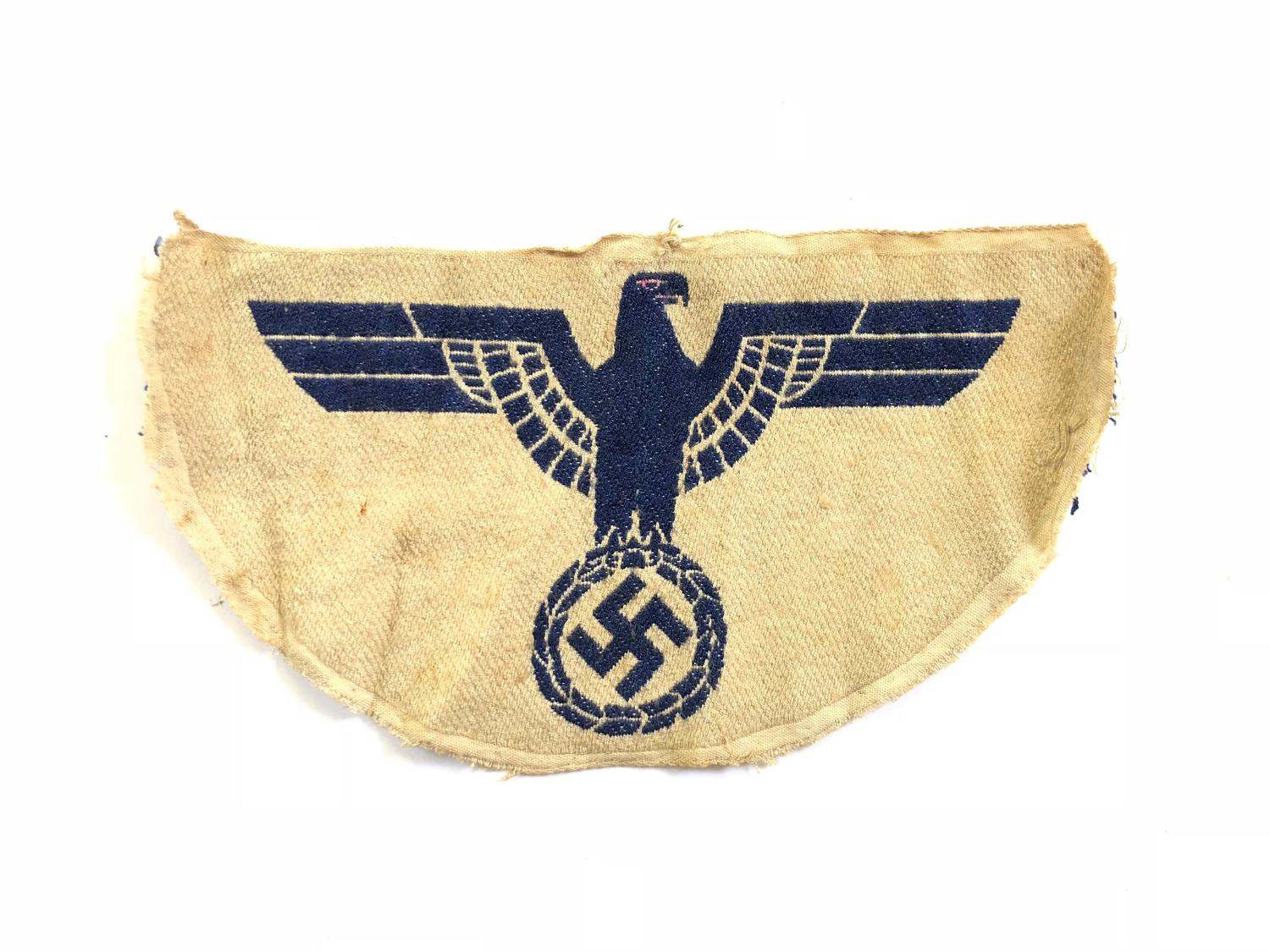 German Third Reich WW2 Army PT Vest Eagle.