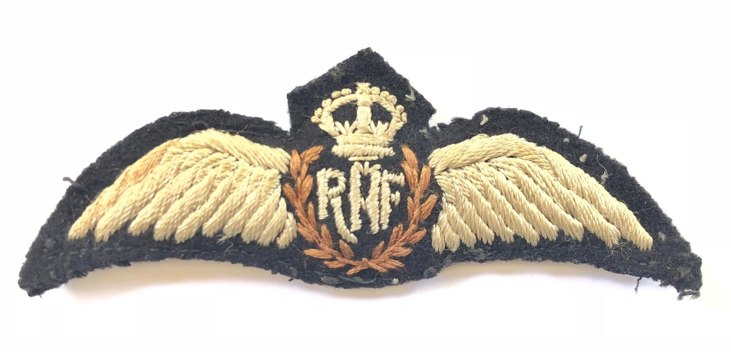 WW2 RAF Pilot Wings.