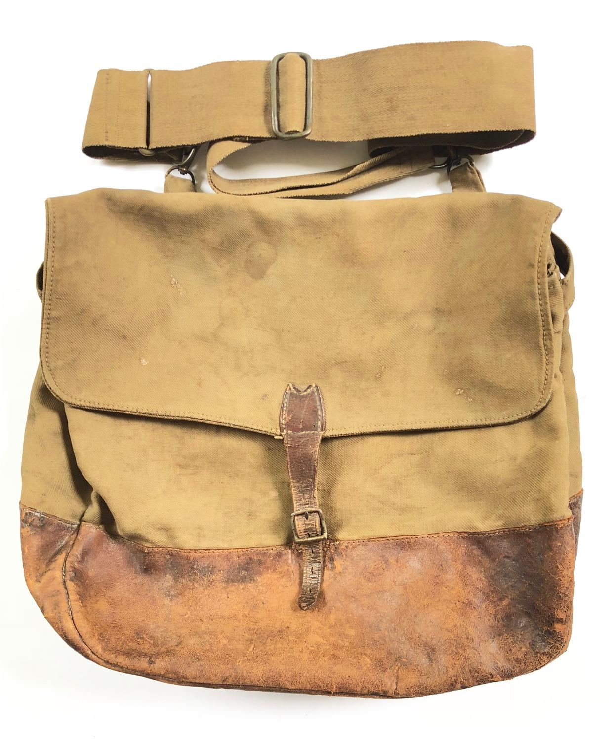 WW1 Period British Officer's Side Bag.