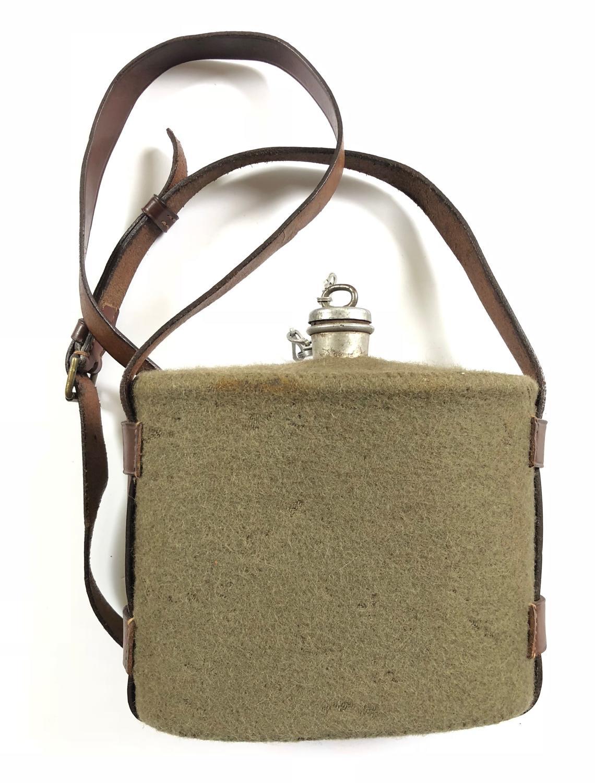 WW1 British Officer's Water Bottle