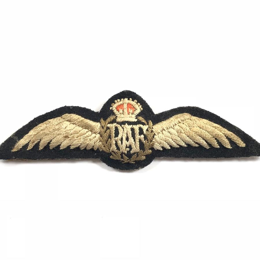 Royal Air Force Pilots Wings. Circa 1920's.