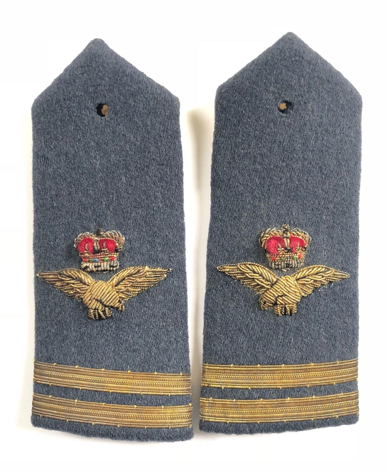 RAF Cold War Period Rank Shoulder Rank.