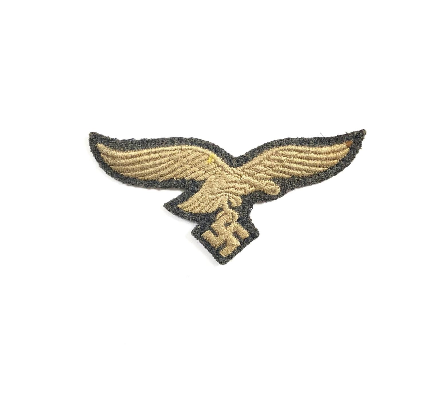 WW2 Luftwaffe Breast Eagle.