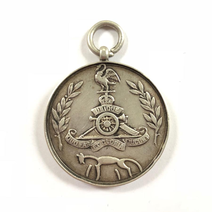 1923 99th Bucks & Berks Yeomanry Brigade Prize Medal.