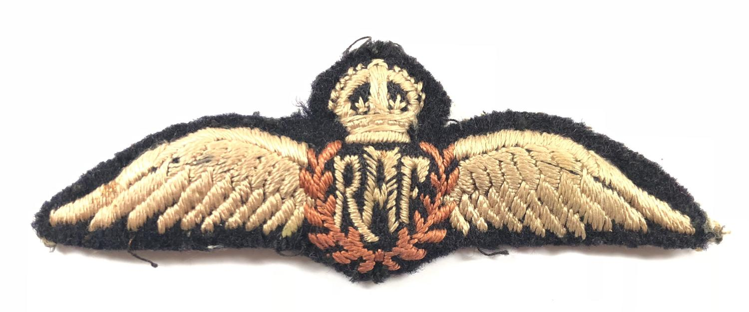 WW2 Period RAF Pilot Wings.