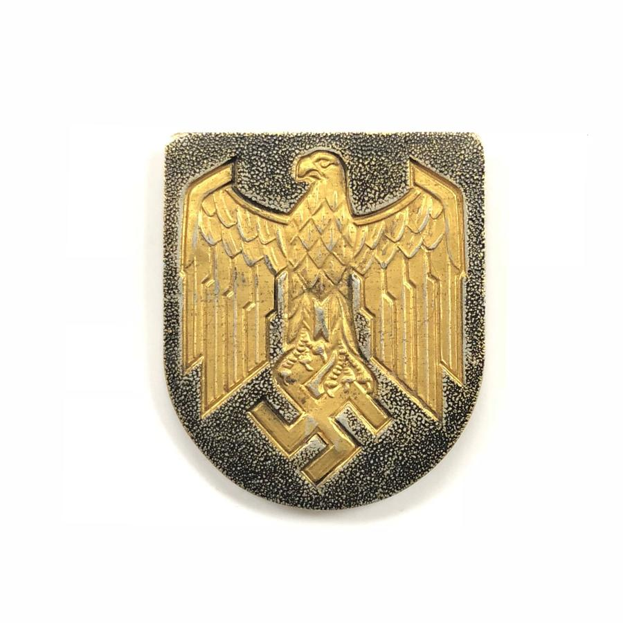 WW2 German Kriegsmarine Tropical Helmet Eagle.