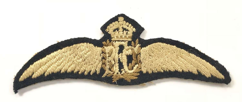 WW1 Royal Flying Corps RFC Pilots Wings.
