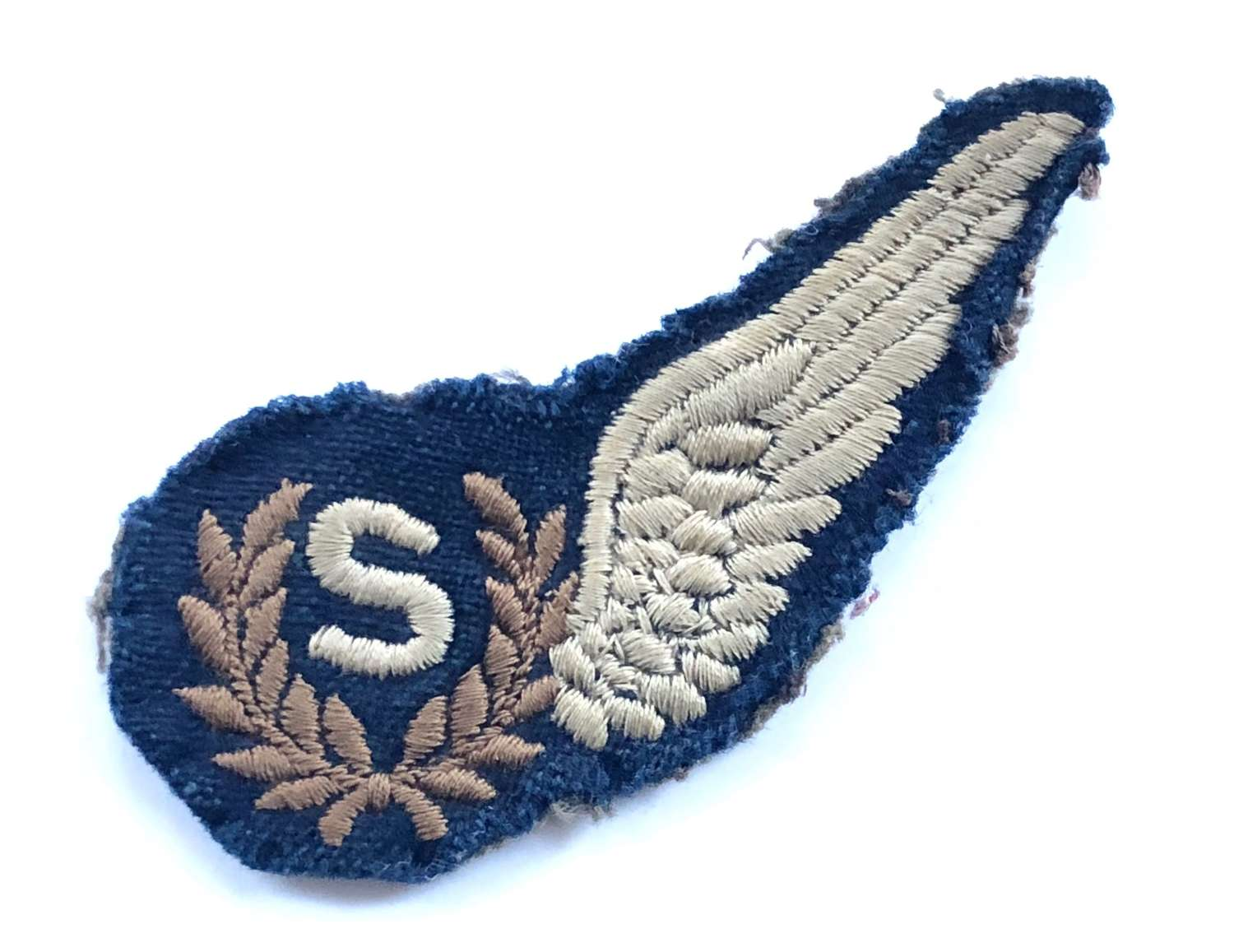 WW2 RAF Signaler Brevet Badge.