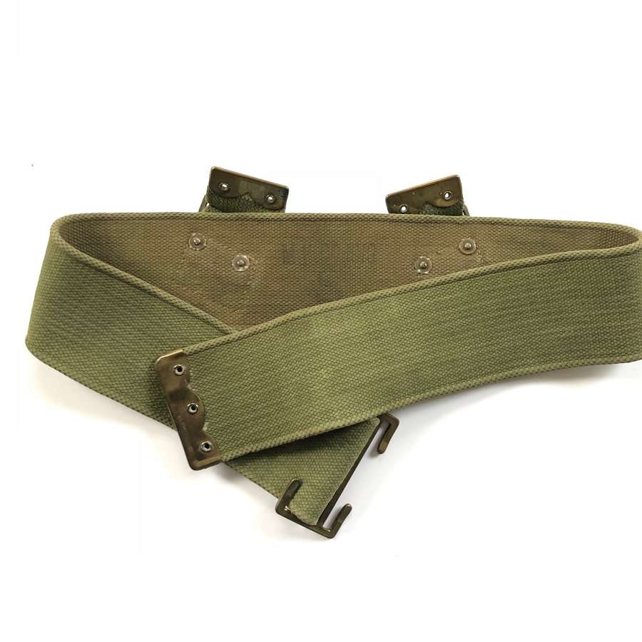 WW1 1908 Pattern Web Belt Army Ordnance Corps,