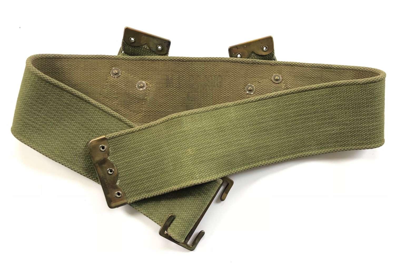WW1 1908 Pattern Web Belt Army Ordnance Corps,