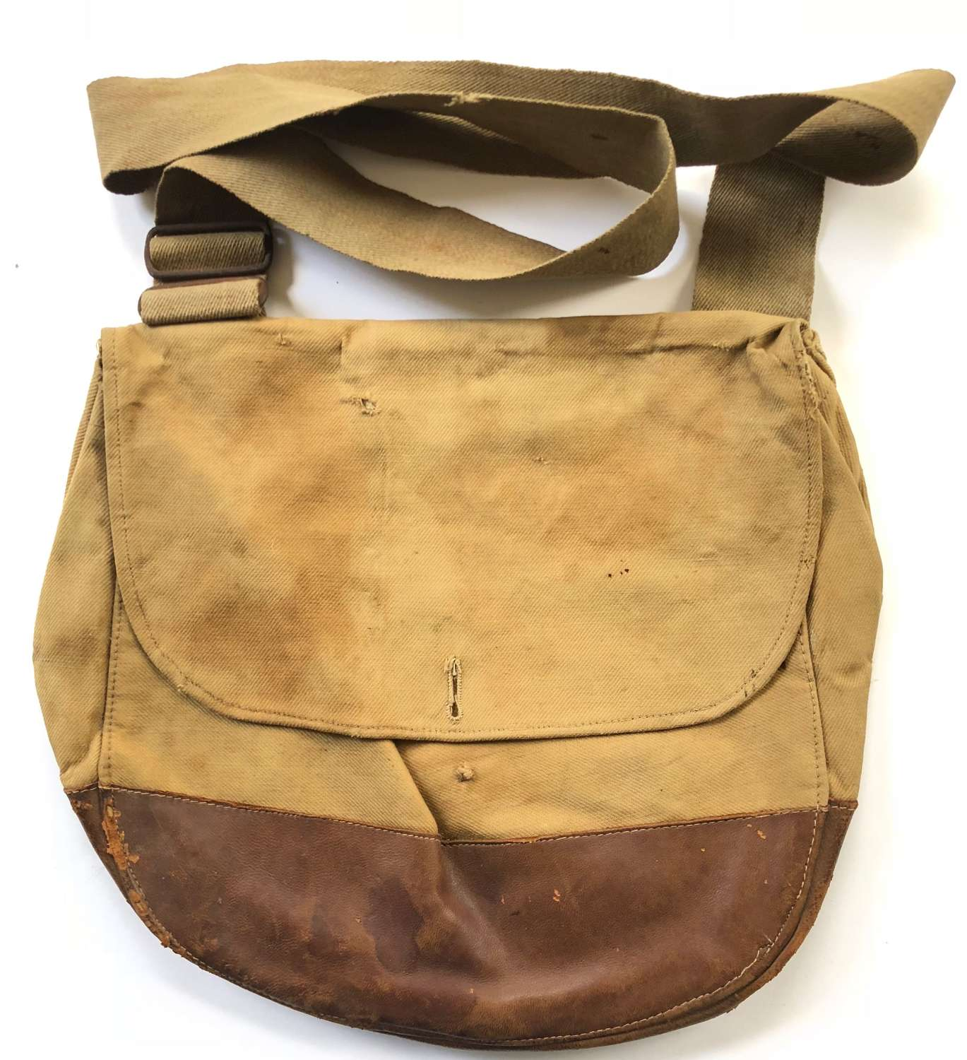 WW1 British Officer's Side Bag.