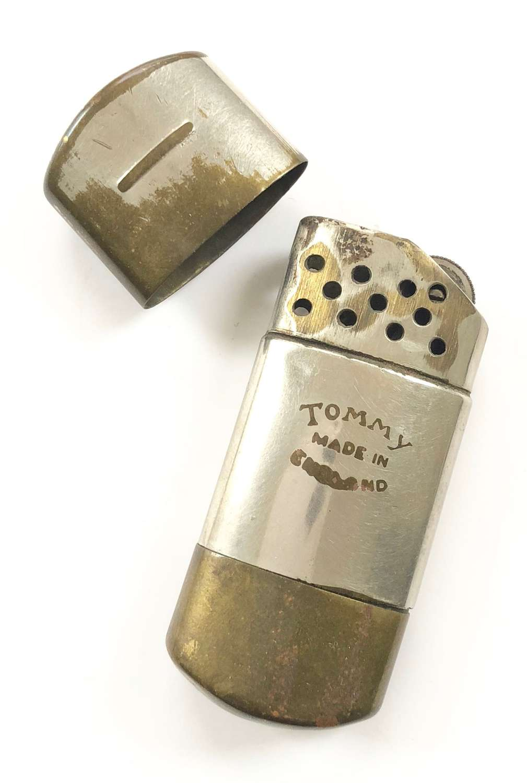 "WW2 ""Tommy"" Cigarette Lighter"
