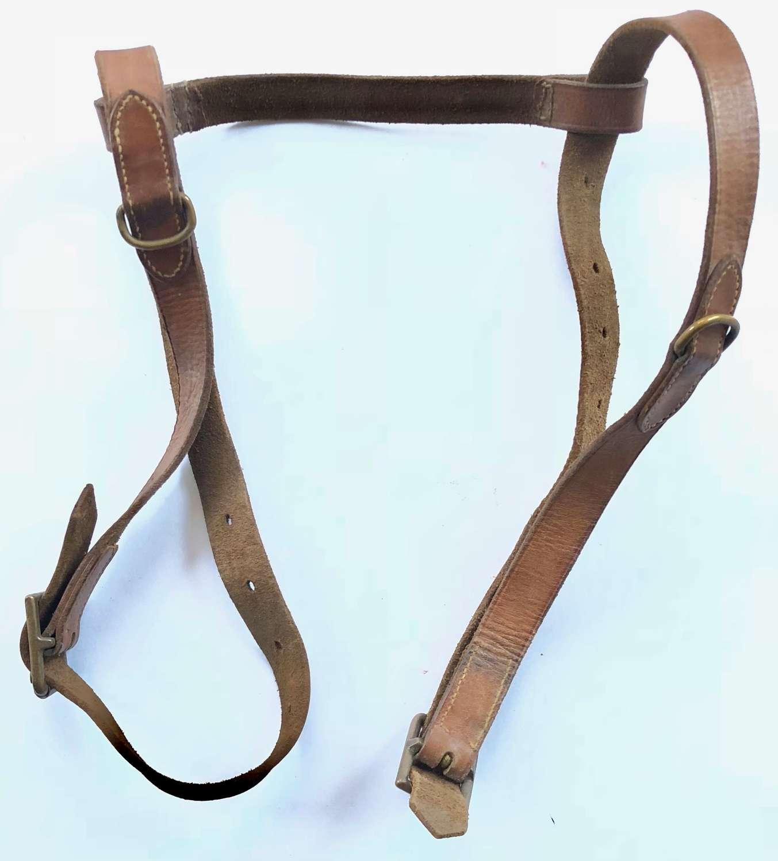 WW1 Period British Army Officer's Kit Straps.
